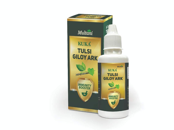 Kuka Tulsi Giloy Ark (Pack of 3)