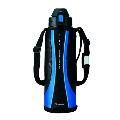 Stainless Steel Vacuum Bottle 1.5L Black (SDAA-15-BA)