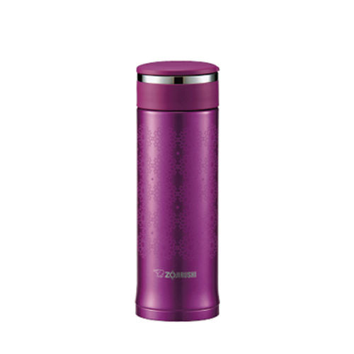 Zojirushi Stainless Steel Vacuum Insulated Bottle, 0.2L (SM-EC20-VC)