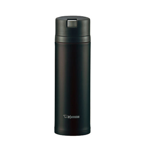 Zojirushi Stainless Steel Vacuum Insulated Dark Cocoa 0.36L Bottle (SM-XB36-TD)