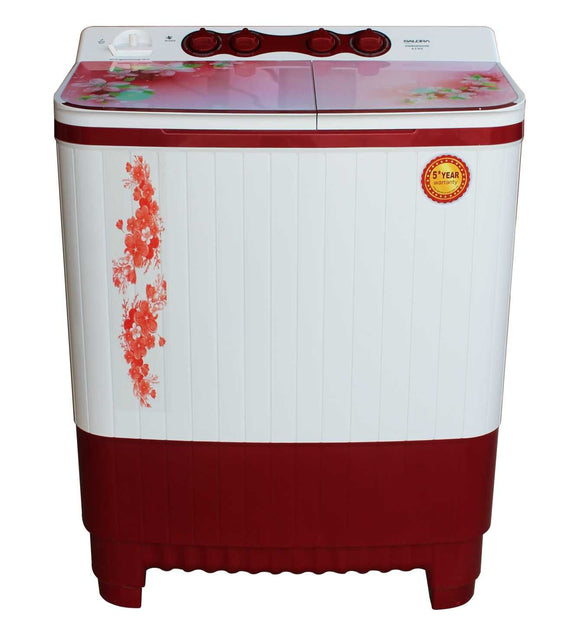 Salora 8.5KG  Semi Automatic Washing machine-SWMS8502SR
