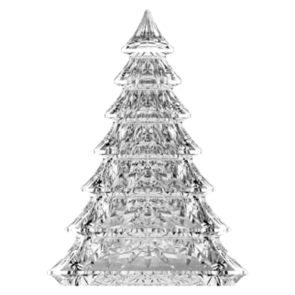 Crystal X'Mas 87565 Christmas Tree Clear 16 cm