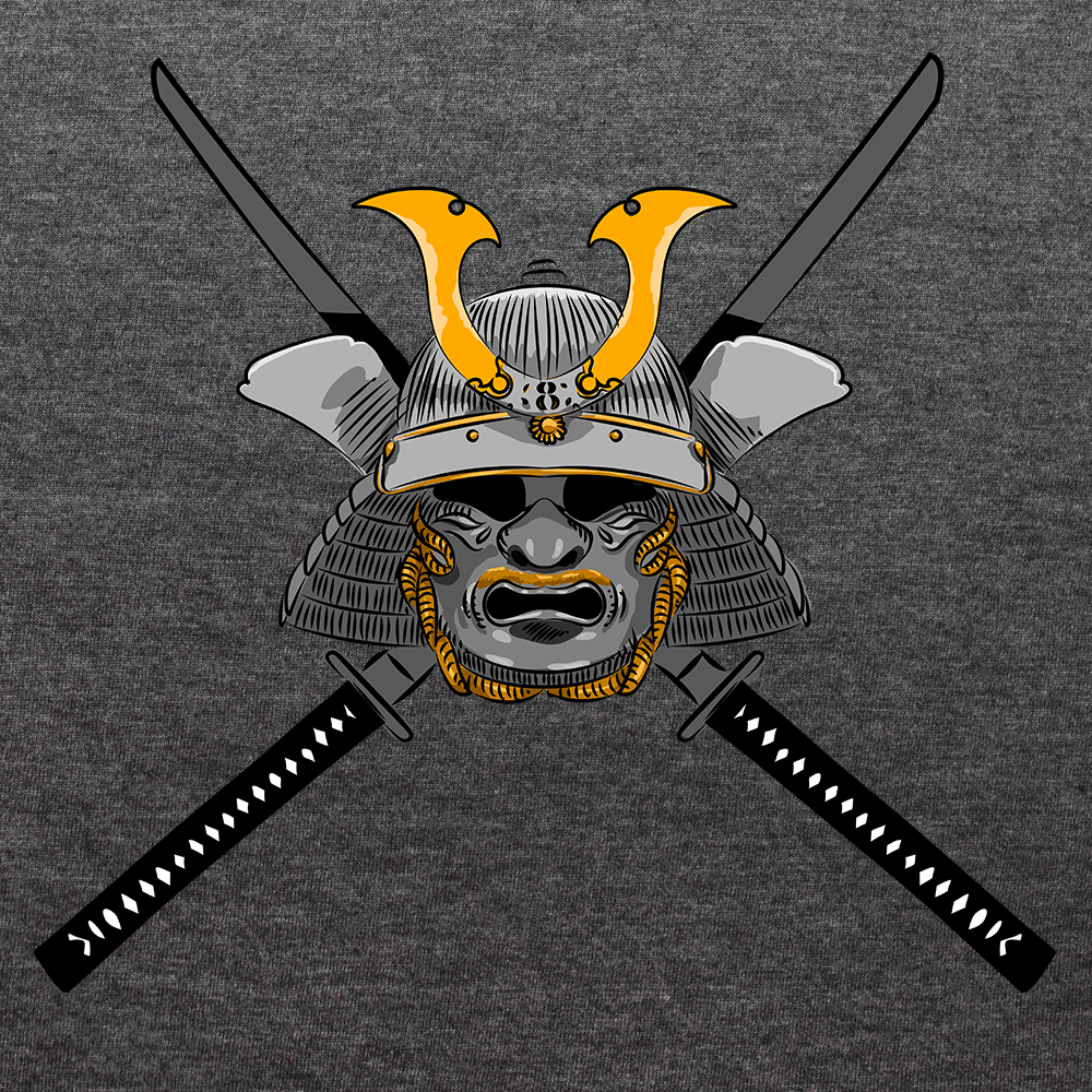 Battle Mask Samurai