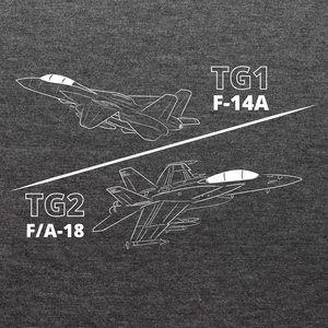 F-14A vs F/A 18 (Top Gun vs Top Gun: Maverick)