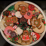 Christmas Cookie Variety Tray