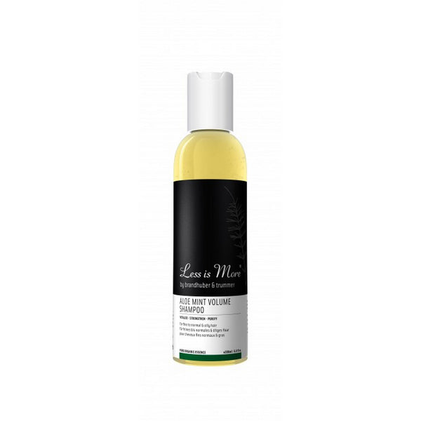 Less is More Volume Shampoo 200ml