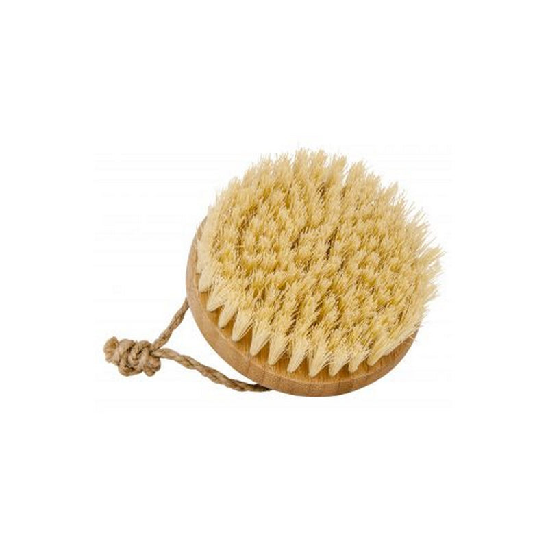 Bamboo & Coconut Round Massage Brush