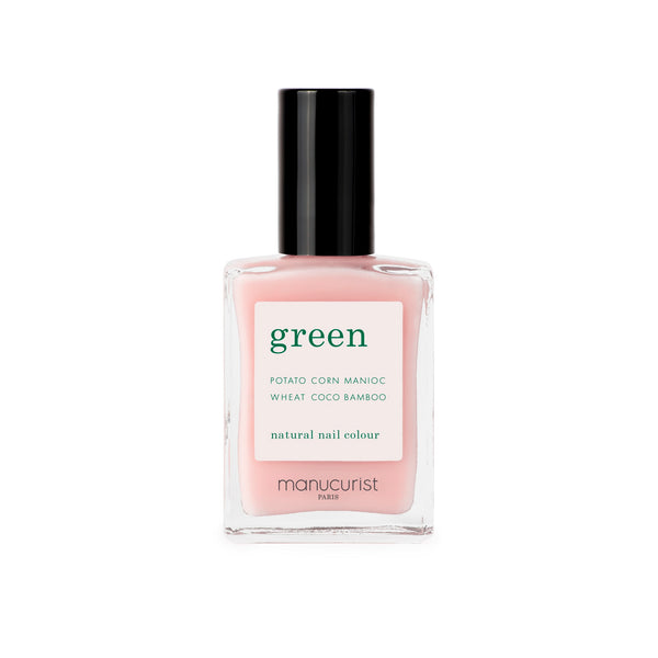 Manucurist Green Nail Polish in Hortencia