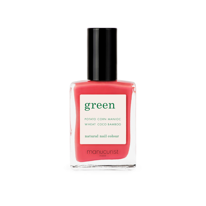 Manucurist Green Nail Polish in Azalea