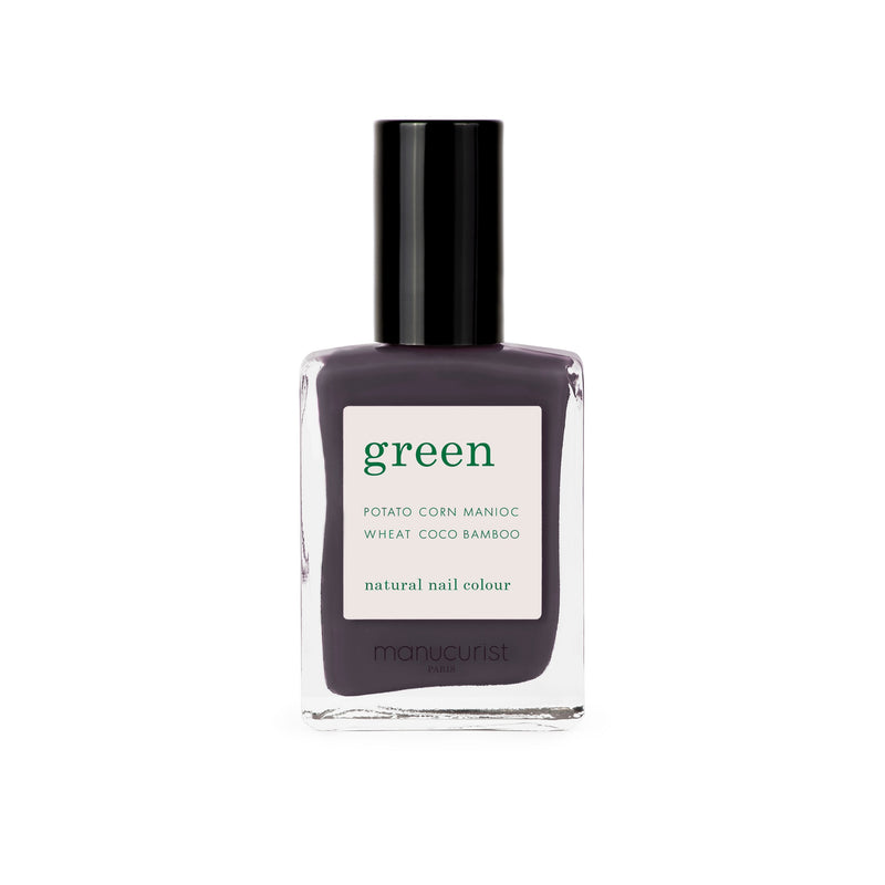 Manucurist Green Nail Polish in Queen of the Night 15ml