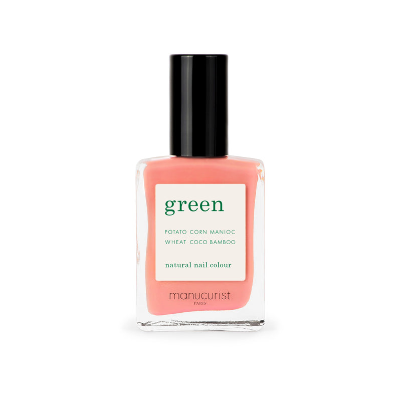 Manucurist Green Nail Polish in Bird of Paradise