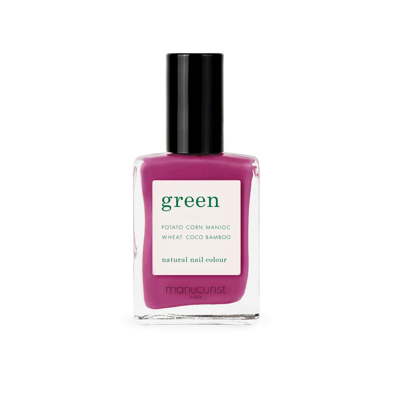 Manucurist Green Nail Polish in Armeria 15ml