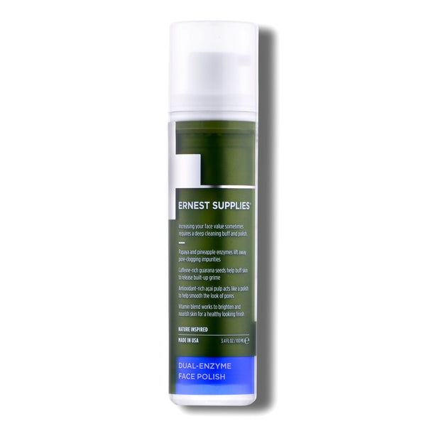 Ernest Supplies Dual-Enzyme Face Polish