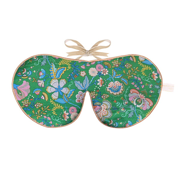 Holistic Silk Anti-Age Mulberry Silk Eye Mask - Mable Hall