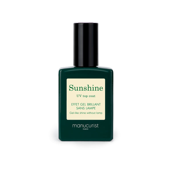 Manucurist Sunshine Top Coat 15ml
