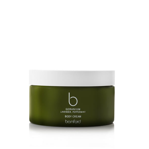 Bamford Geranium Body Cream 200ml