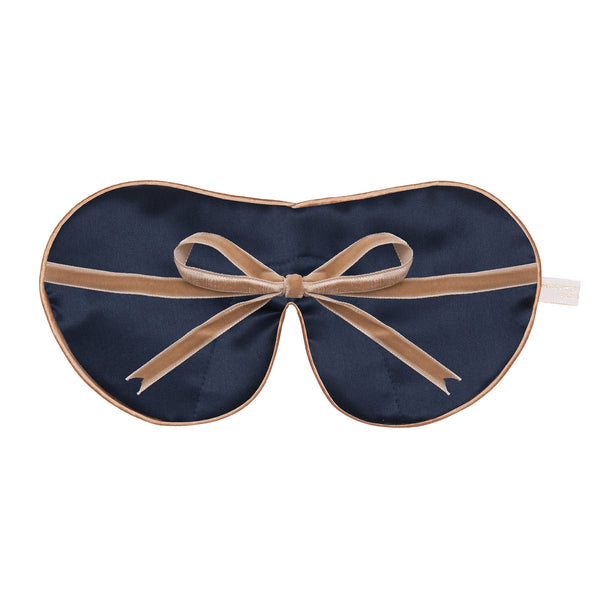 Anti-Age Mulberry Silk Eye Mask with Lavender - Isadora Liberty