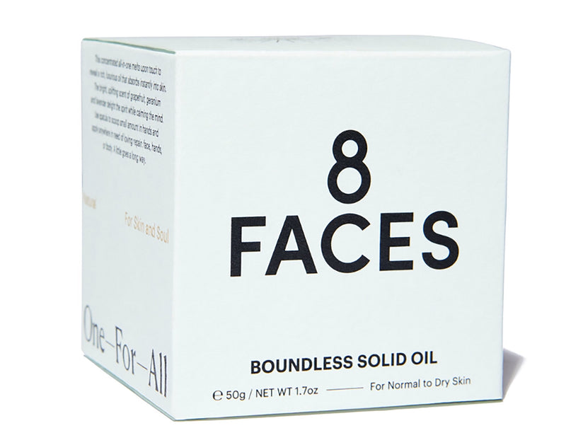 Boundless Solid Oil 50g