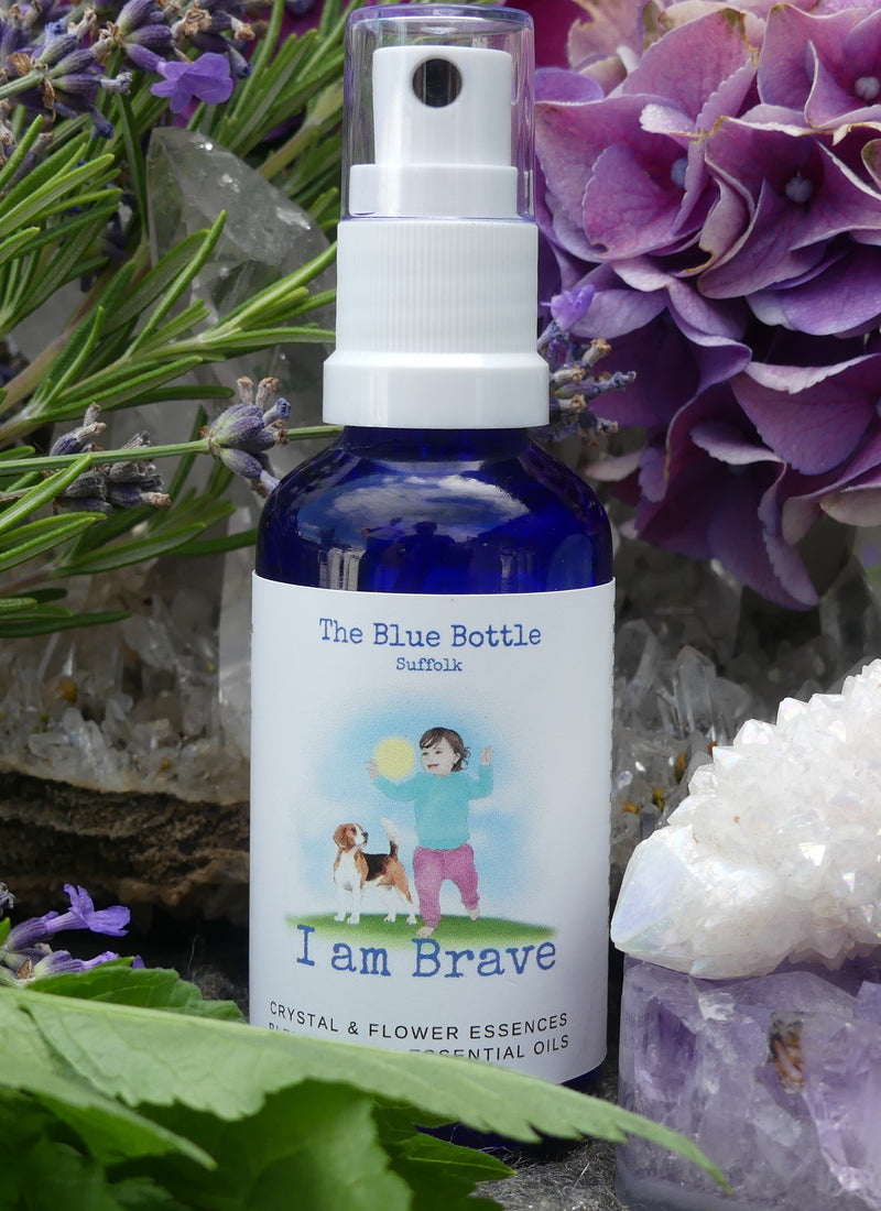 The Blue Bottle I am Brave Mist 50ml