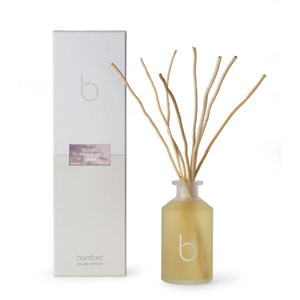 Bamford Incense - Rock Rose, Amber Willow Diffuser 250ml