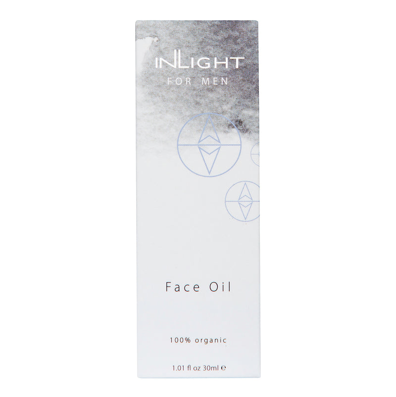 Inlight Face Oil for Men