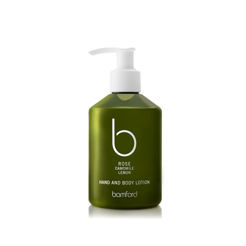 Bamford Hand and Body Lotion
