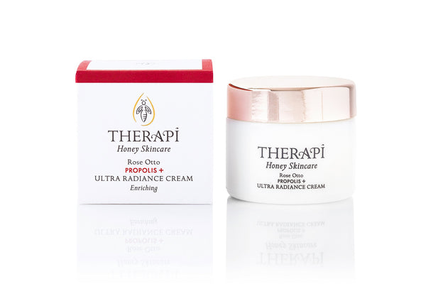 Therapi Honey Skincare Rose Otto Propolis+ Ultra Radiance Cream