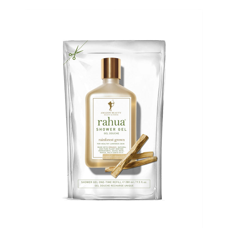 Rahua Body Shower Gel Refill | With Palo Santo, Lavender & Hibiscus