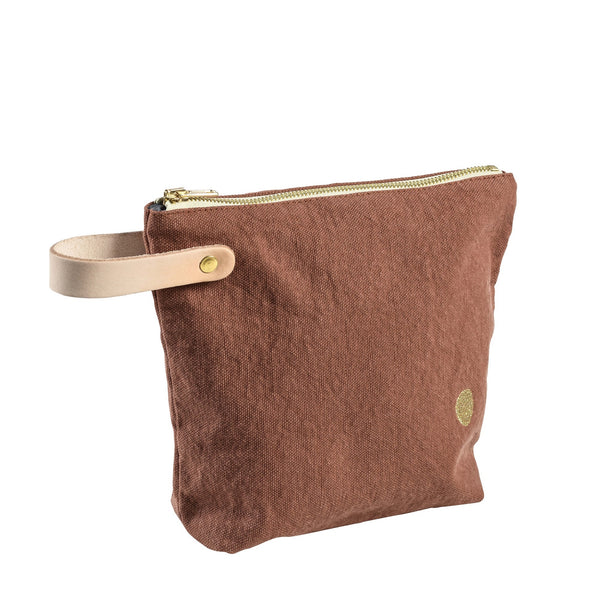 Toiletry Bag IONA - Rhubarb 22x18cm