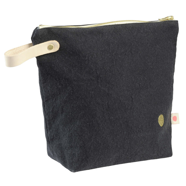 Toiletry Bag IONA - Caviar 28x23cm