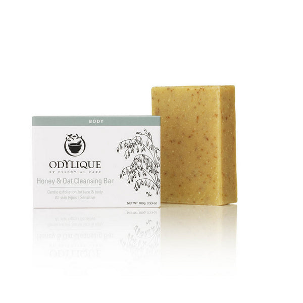 Odylique Honey & Oatmeal Cleansing Bar
