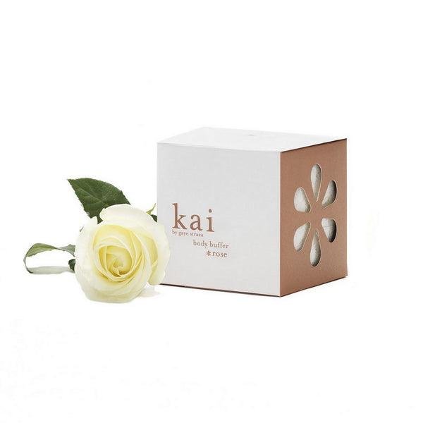 Kai Rose Body Buffer x 2