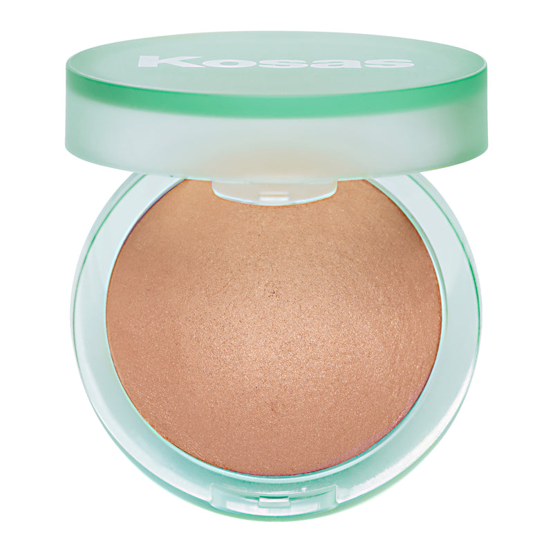 Kosas The Sun Show Baked Bronzer - Light