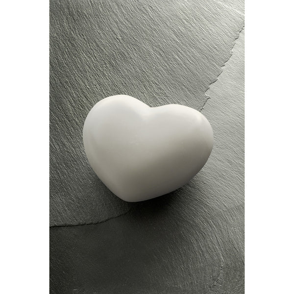 Marble Heart Massage Stone