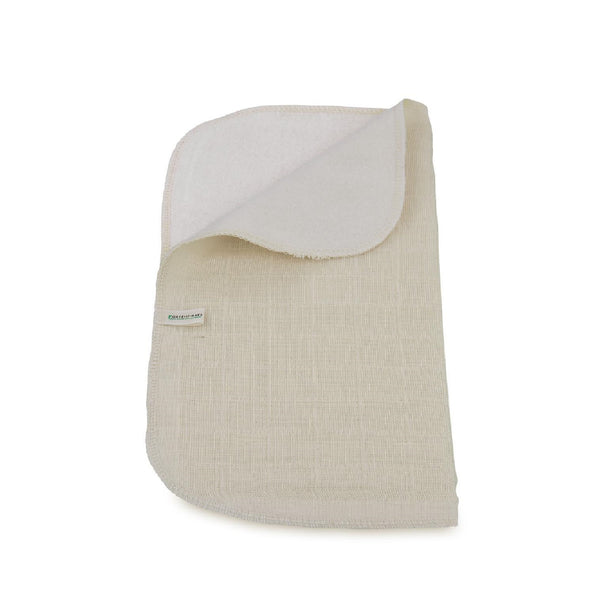 Greenfibres Organic Two-Sided Cotton Face Cloth