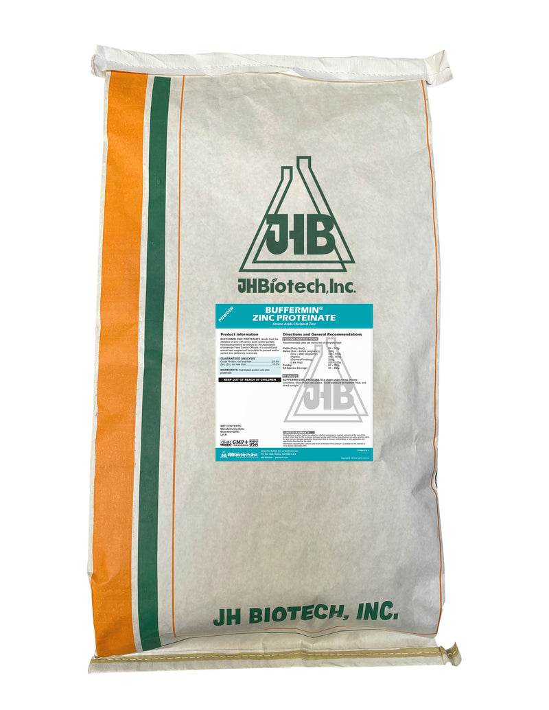 Buffermin® Zinc Proteinate 15% | Amino Acids Chelated Zinc