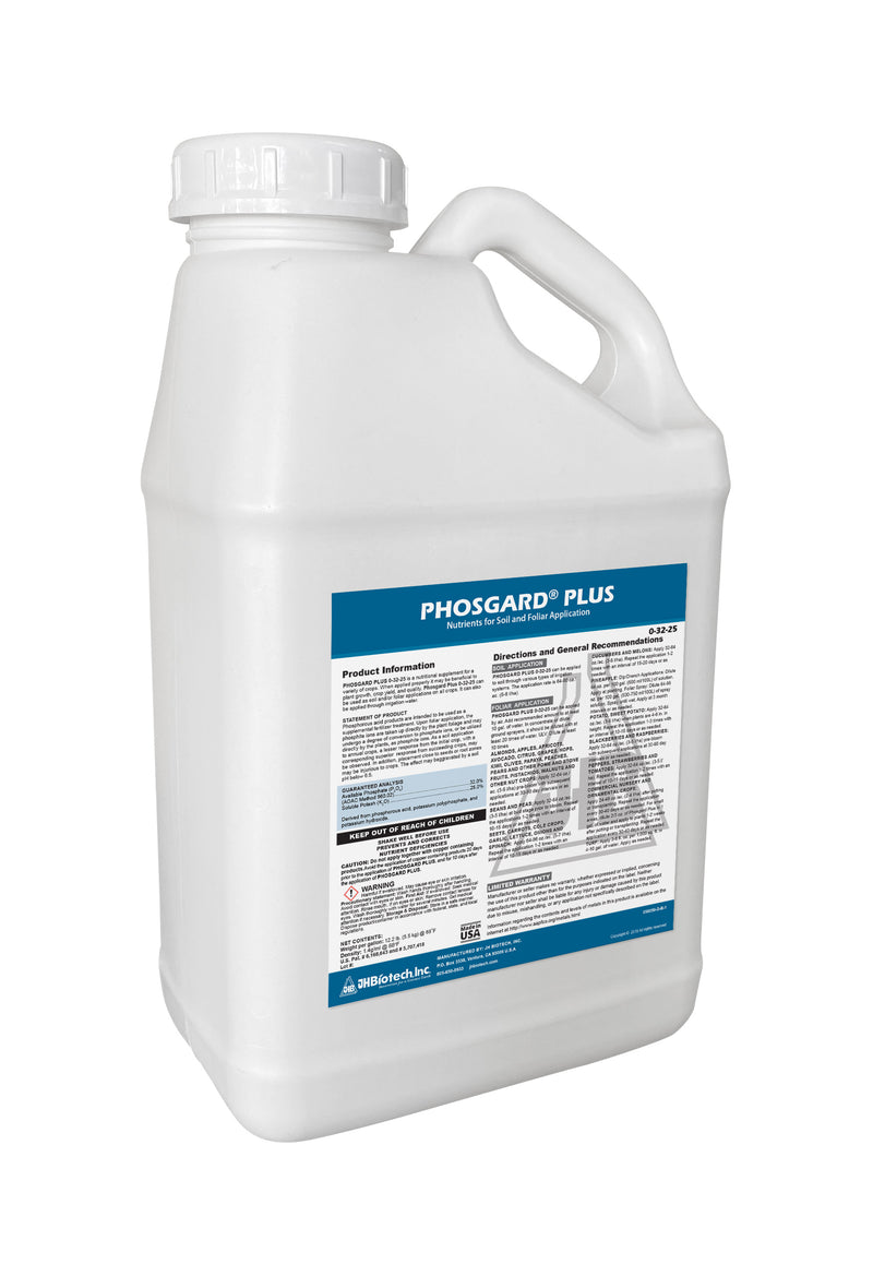 Phosgard® Plus 0-32-25 | Plant Nutrients for Soil and Foliar Application