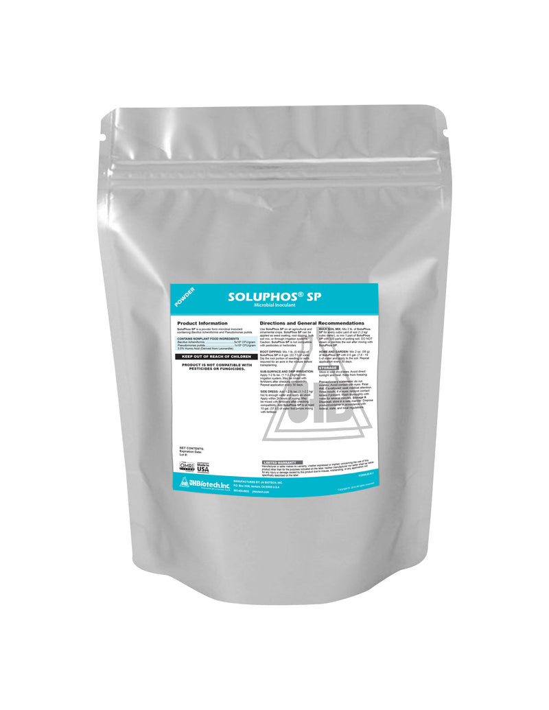 Soluphos SP® | Microbial Inoculant