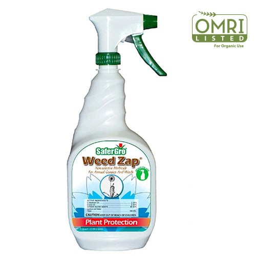 Weed Zap® Ready-to-Use Bottle | Non-Selective Herbicide