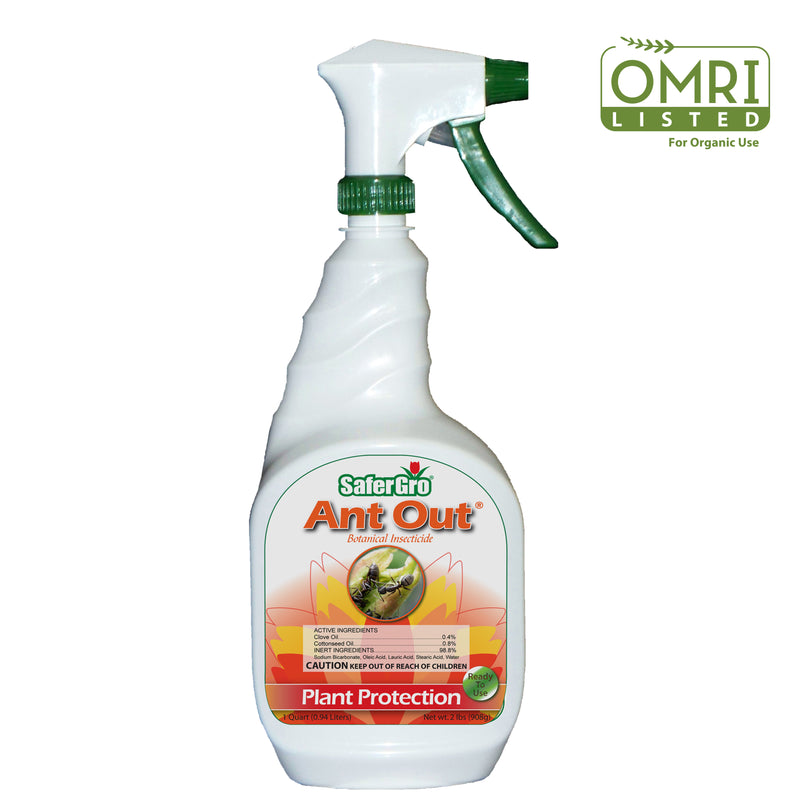 Ant Out® Ready-to-Use Bottle | Botanical Pesticide