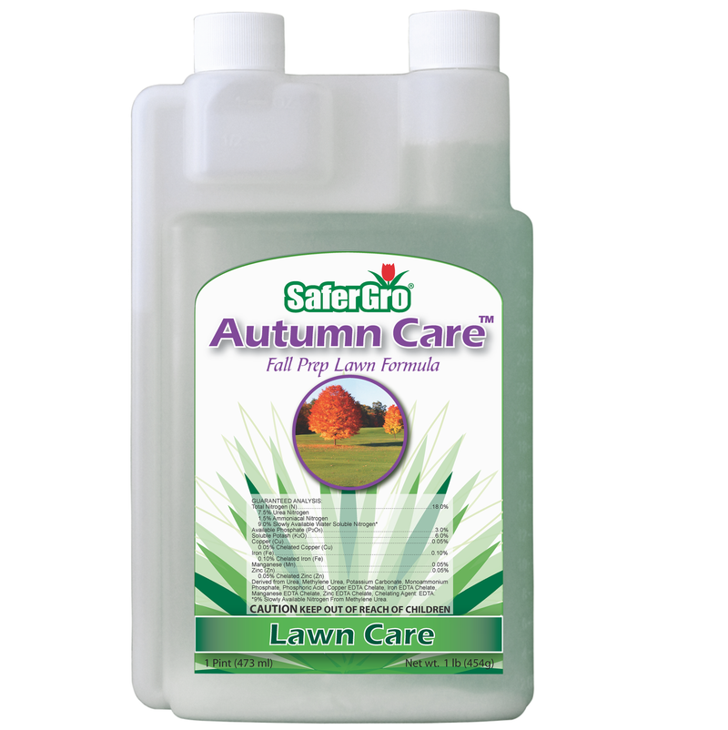 Autumn Care™ 18-3-6 | Fall Prep Lawn Formula