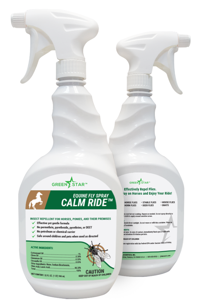 Calm Ride - Equine Fly Spray