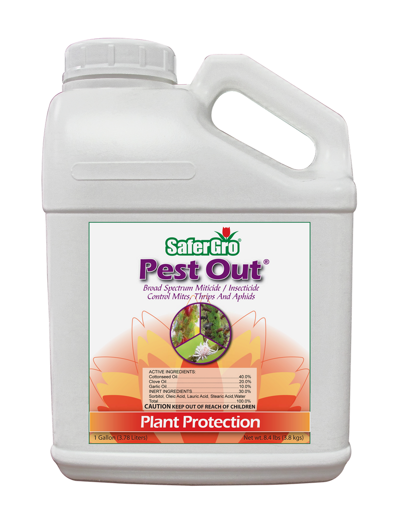 Pest Out® | Natural Miticide and Insecticide