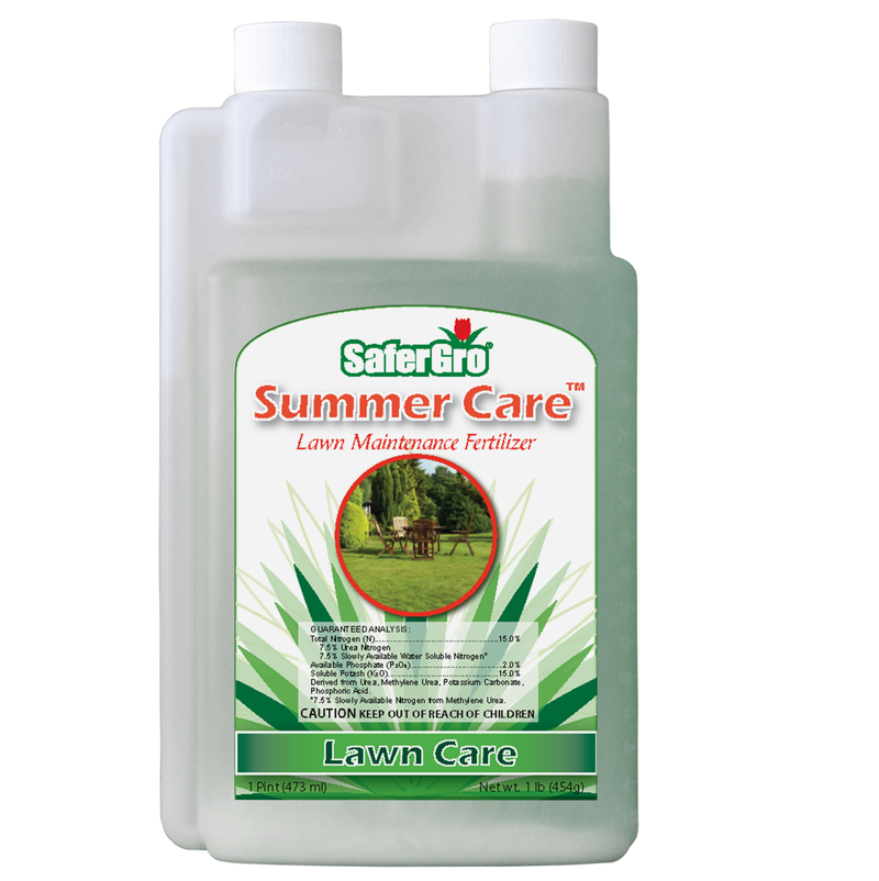 Summer Care™ 15-2-15 | Lawn Maintenance Fertilizer