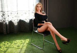 Liliana - Big Breast Blonde Beauty Realistic TPE Sex Doll 5ft2 (158cm)