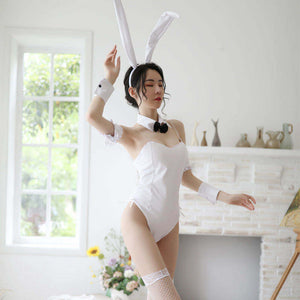 Sexy Bunny Suit - Lingerie Set Erotic Cosplay Costume