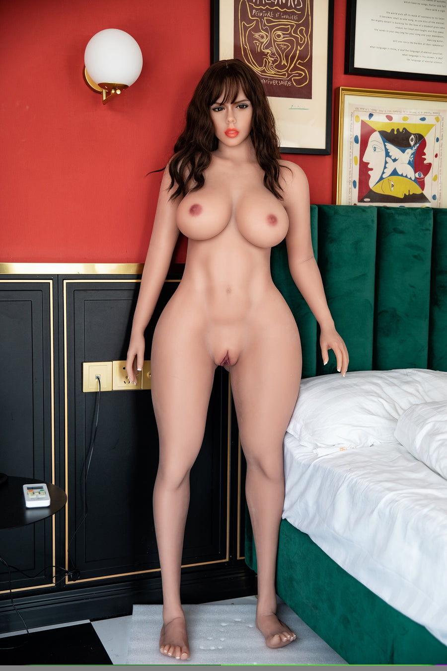 Paris - Huge Super Stimulating Fat Woman Sex Doll 5ft 4 (163cm)