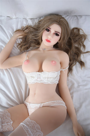 Atilla - Big wavy white skinned Asian sex doll 5ft 2 (158cm)