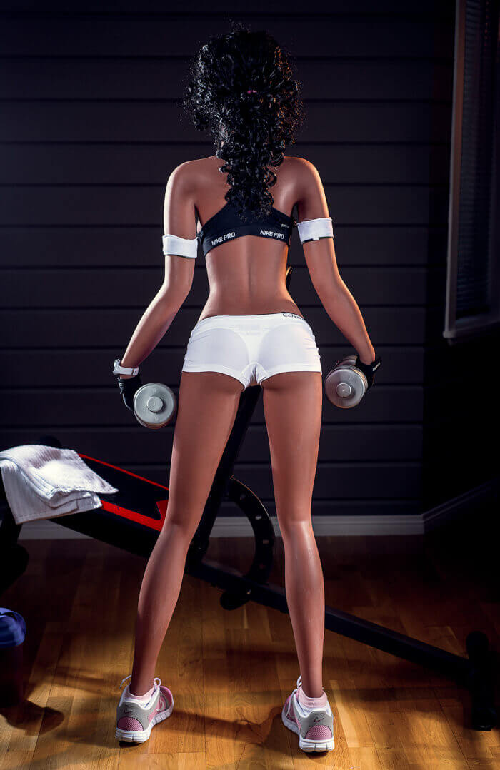 Marissa - Gym Fitness Girl Ultra Realistic TPE Sex Doll 5ft (153cm)