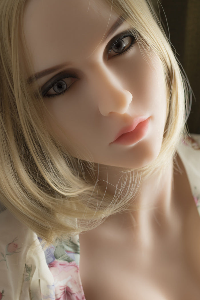 Kylee - Blonde White Skin Middle Breasts Girl Sex Doll 5ft2 (158cm)